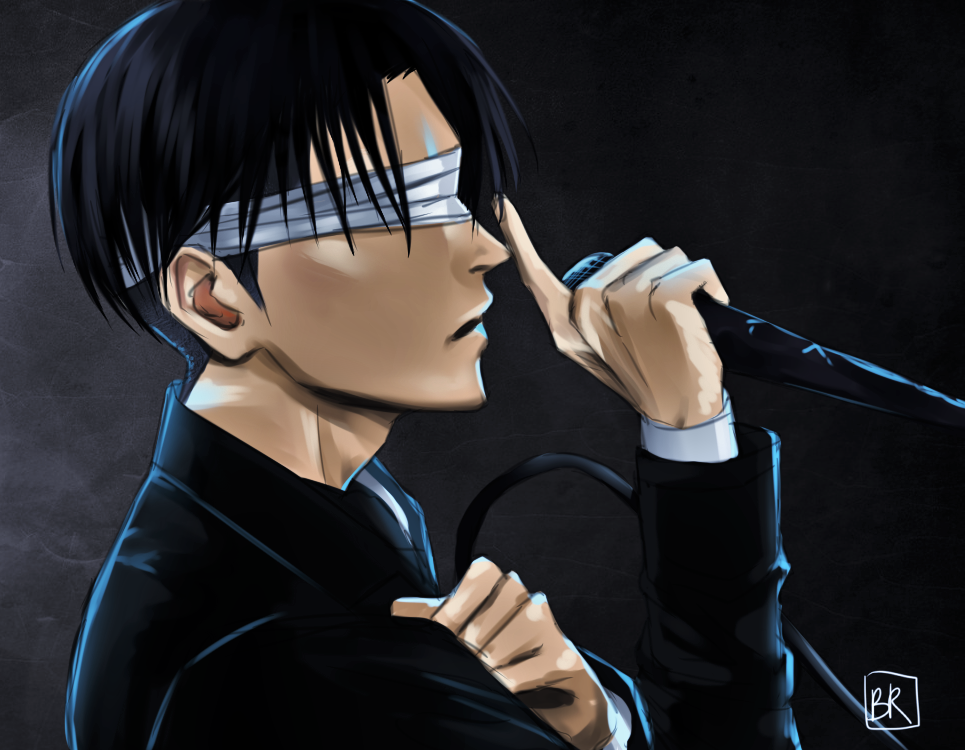 This is my 1st submission for Levi week! :) Dec 19: Junior ...