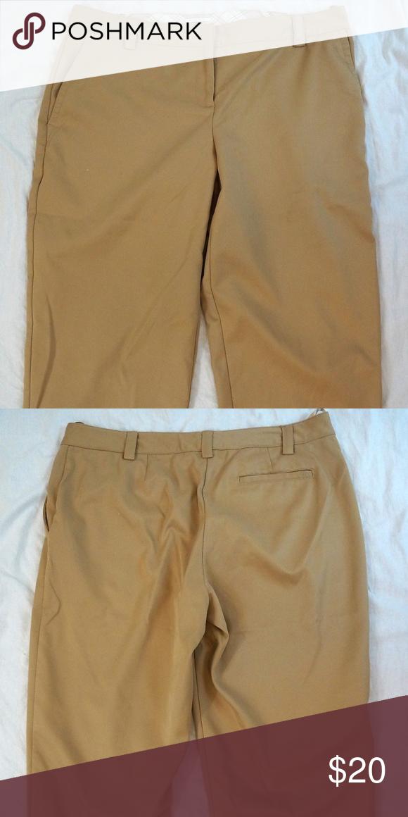 9fda3ead05 Izod XFG Cropped Capri Stretch Golf Pants Size 10 Izod XFG Cropped Capri Stretch  Womens Golf