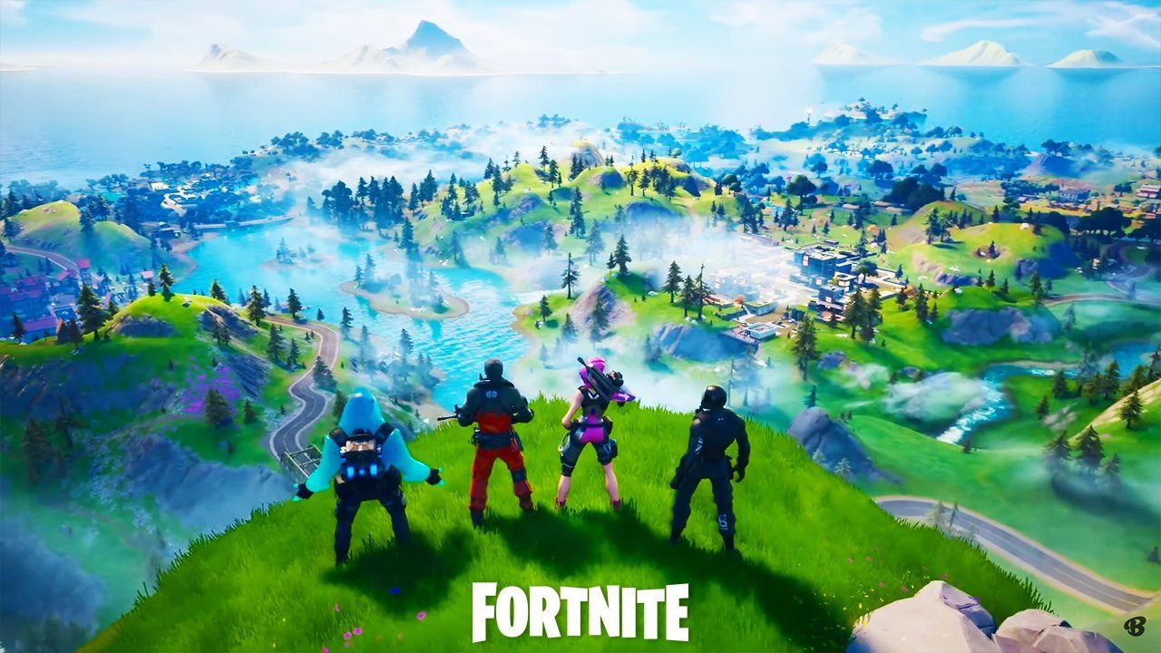 Fortnite Chapter 2 Launches With New Areas And Mechanics Dapulse Fortnite Epic Games Battle Royale Game Fortnite chapter 2 wallpaper hd 4k
