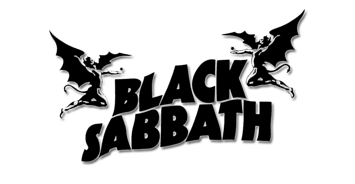 Black Sabbath Design Logo Bands Pinterest Black