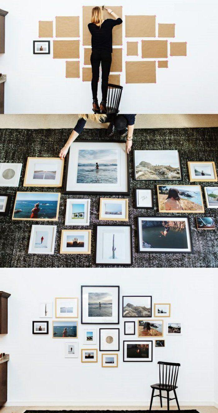 Home design bildergalerie fotowand selber machen ideen für eine kreative wandgestaltung
