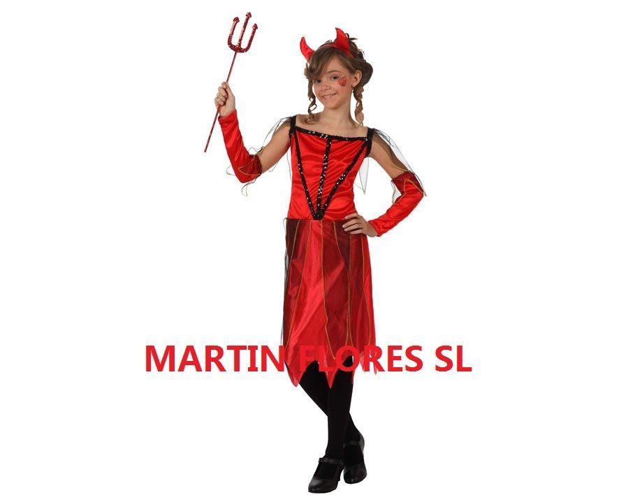 Diabla glamour.Más en www.martinfloressl.es