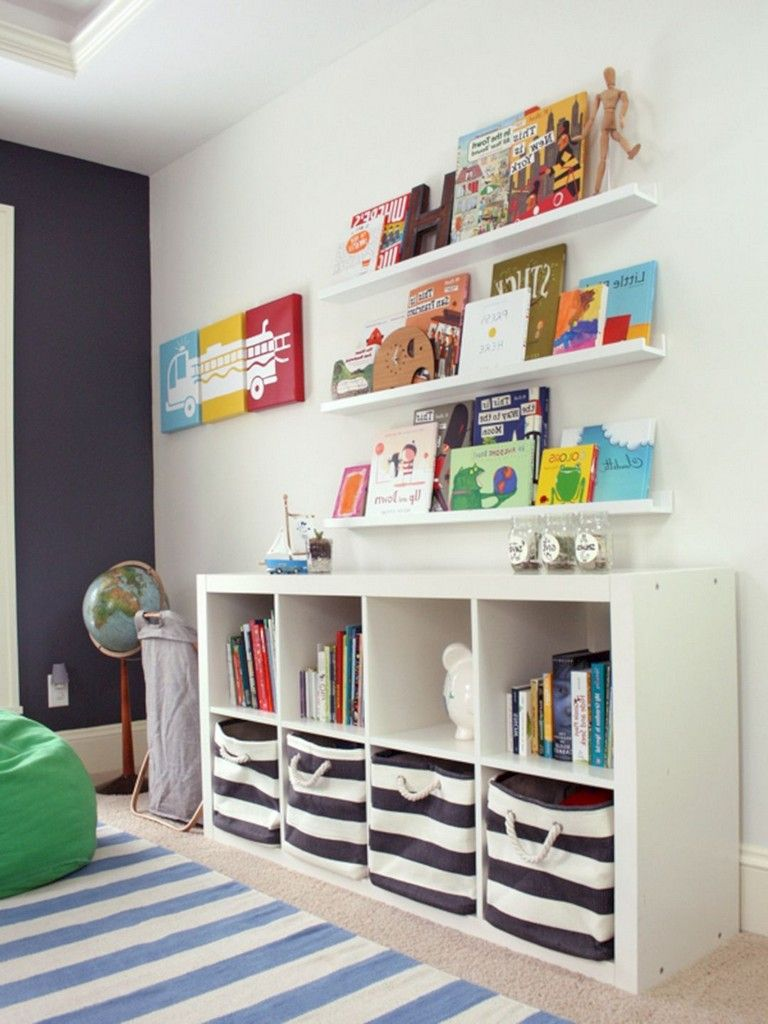 21 Inspiring Ikea Cubby Kids Storage Design Collections You Must