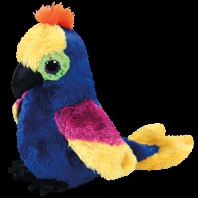 Beanie Boo  Wynnie the parrot! We love these soft plush stuffies for our  little ones. 892e19d142f1