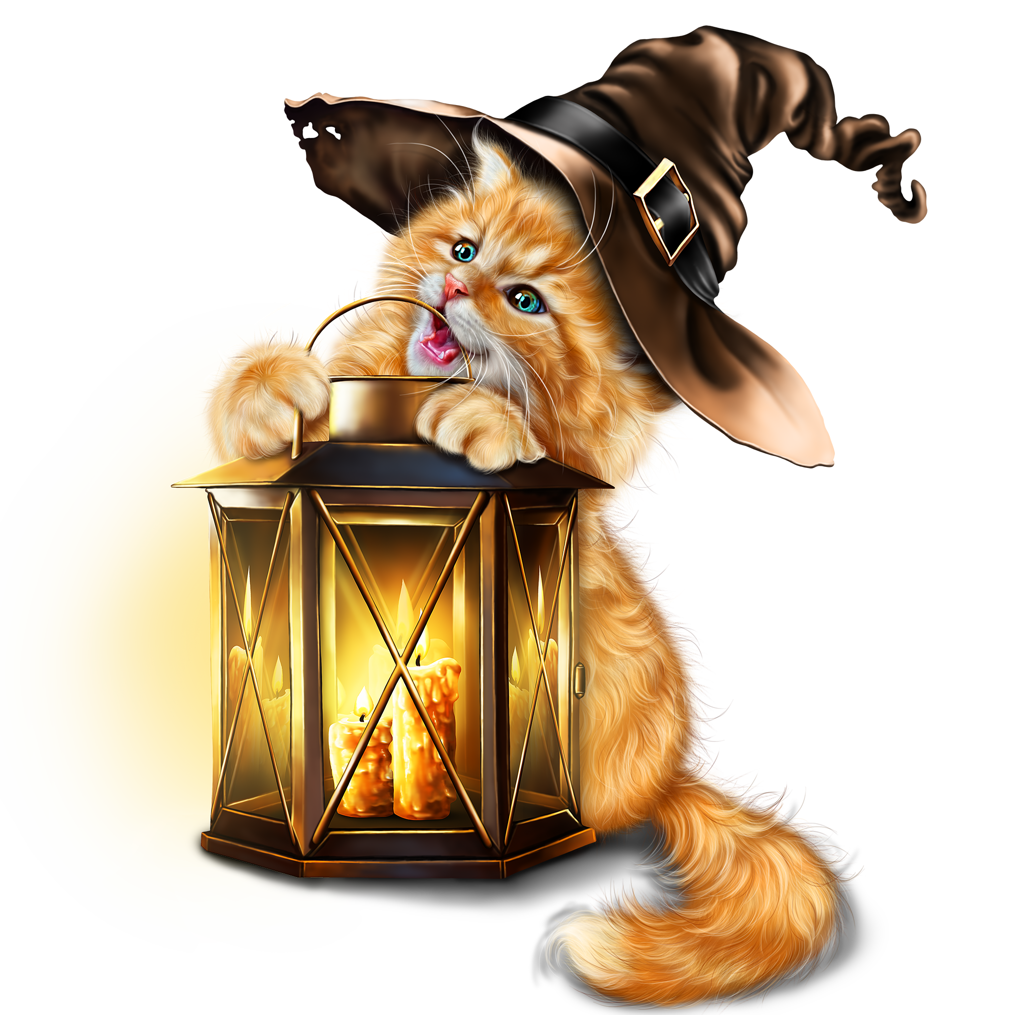 Pin By Cheryl Smyth On Kociaczki Cat Art Cat Artwork Halloween Cat