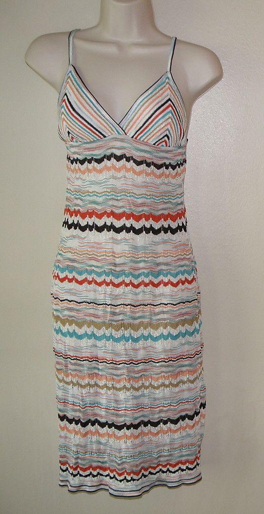 Missoni dress via ebay