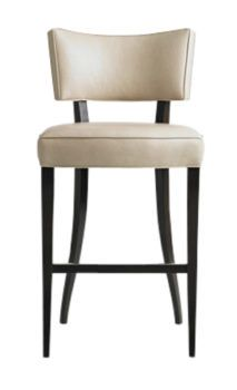 Luxury Bar Stools High End Kitchen Counter Stools A Rudin Bar Stool Furniture Counter Stools Fitted Furniture