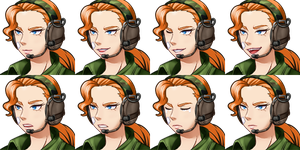 Faceset for SF_Actor3_2b from RPG Maker MV by