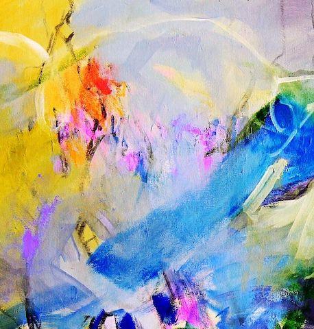 Anatra Giallo - Canvas Artwork | The Block Shop - Channel 9