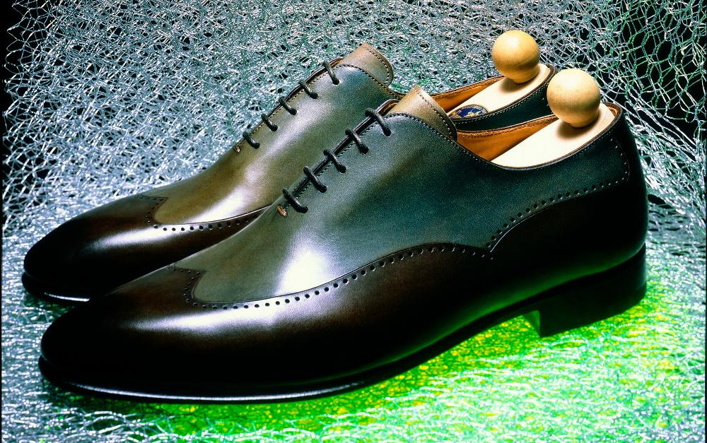 half off a6cbb 56b04 Scarpe artigianali: fasi produttive delle calzature ...