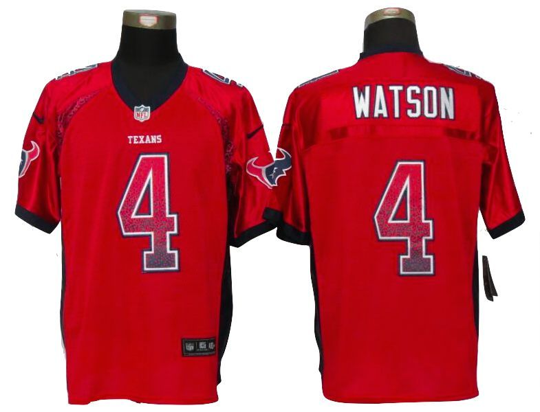 aliexpress houston texans jersey deshaun watson drift fashion red elite jersey  mens 7fa3e 94b75 ceb0e9766