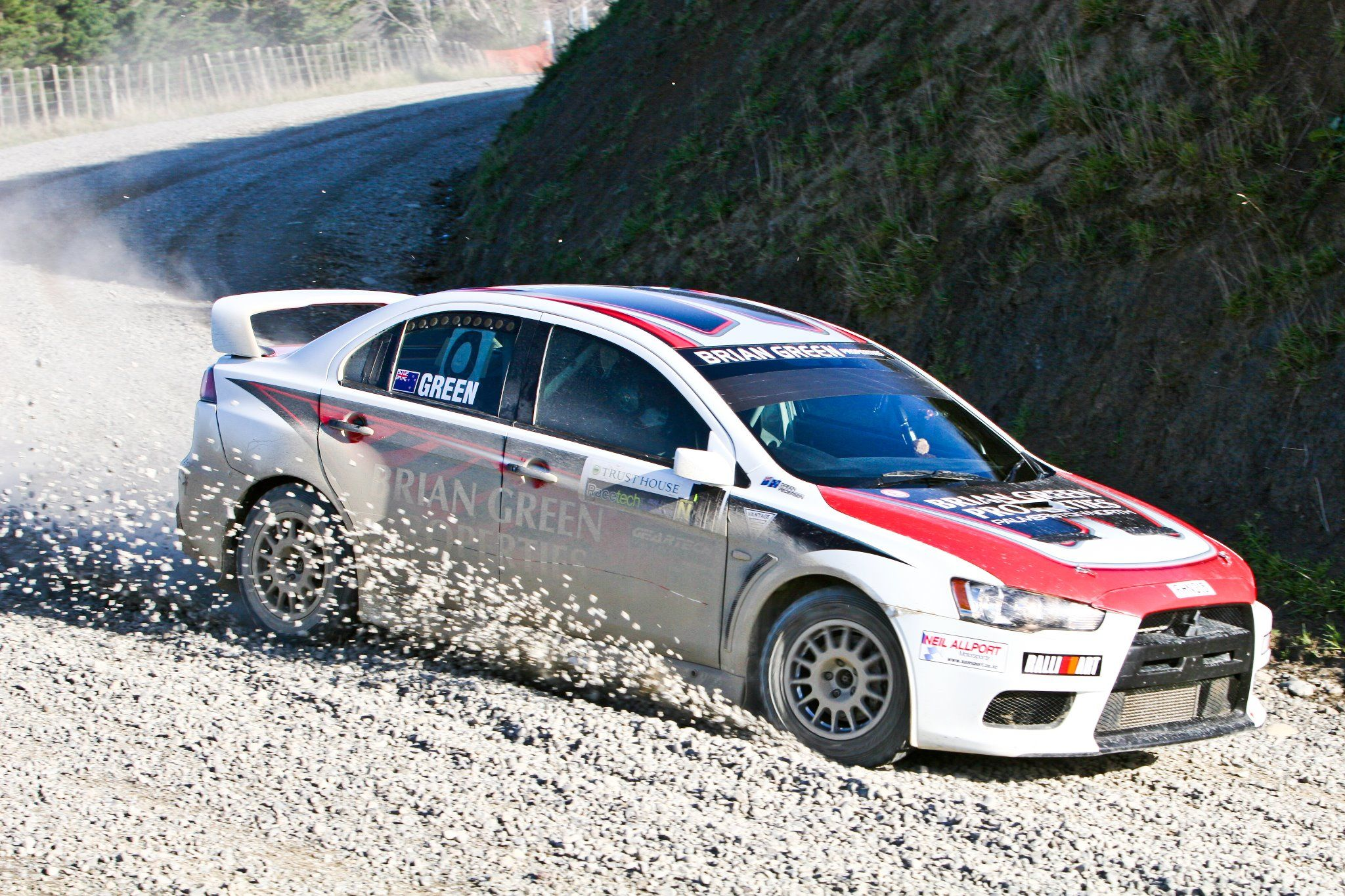 Mitsubishi Lancer Evo X Rally Car Fast Cars Pinterest Rally