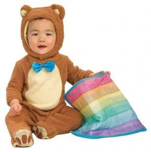 Oatmeal Bear Costume