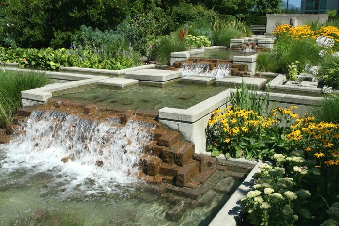 Gartenteich Ideen Bilder : Gartenteich anlegen ideen zum thema natural