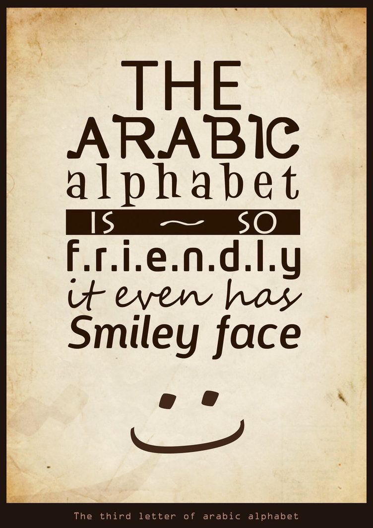 Ta The 3rd Letter In The Arabic Alphabet The Arabic Alphabet Is