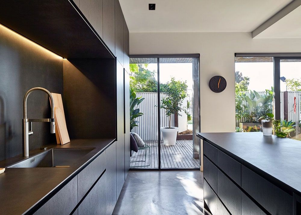 besuche den beitrag f r mehr info z une pinterest haus haus k chen und moderne k che. Black Bedroom Furniture Sets. Home Design Ideas
