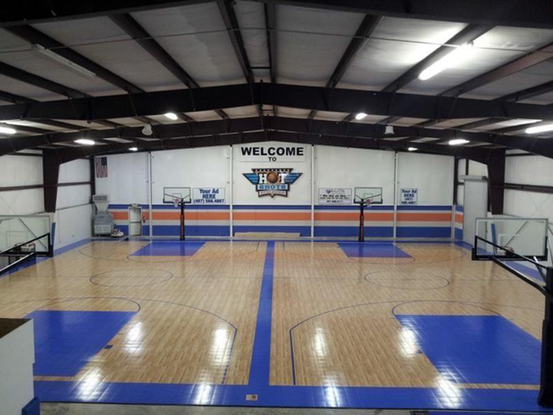 2 floor Basketball court backyard, Indoor tents