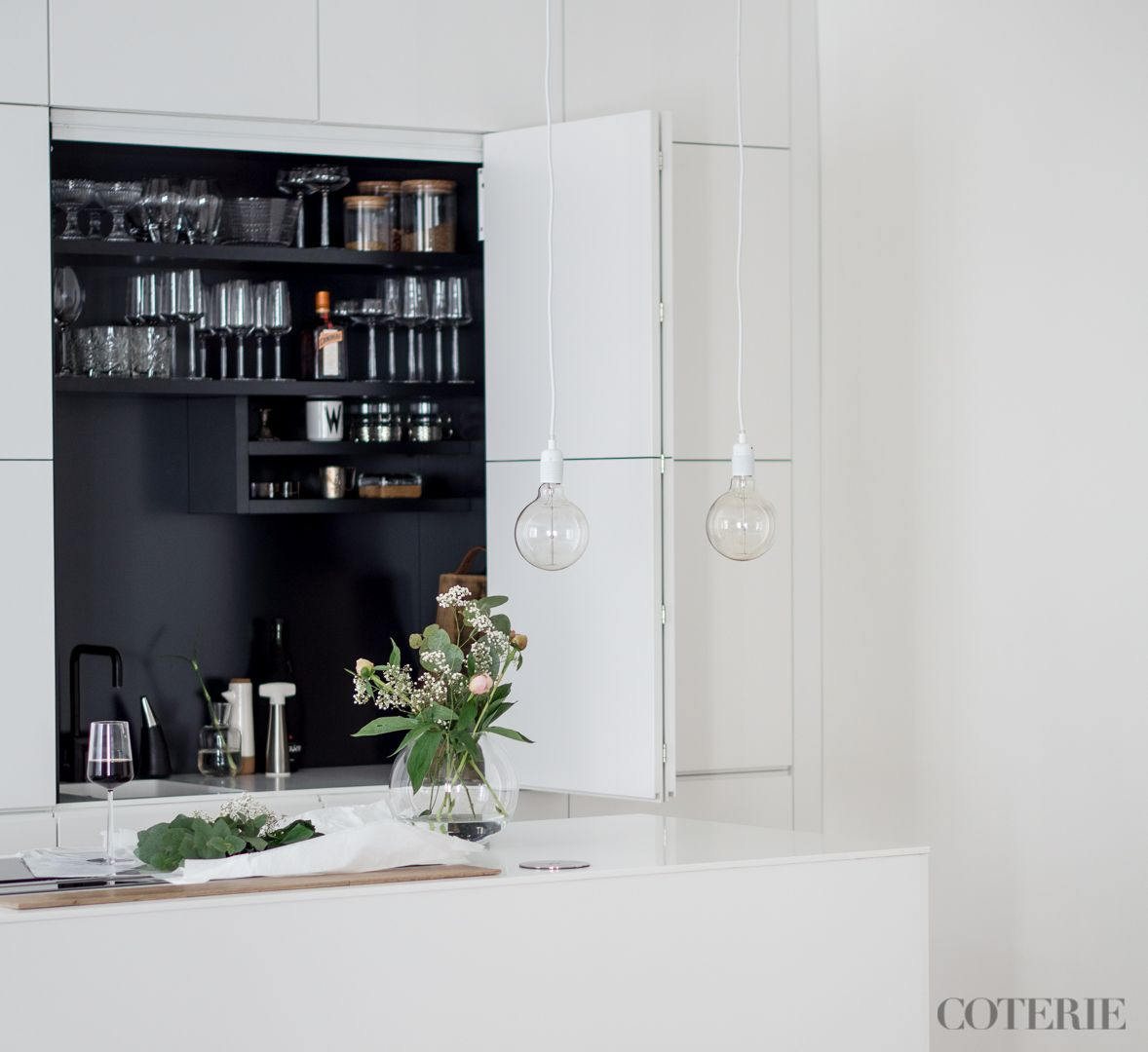 Welcome to our kitchen — Coterie