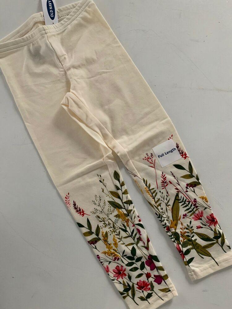 Old Navy Girls 5 Nwt 5T American Flag Leggings Pants