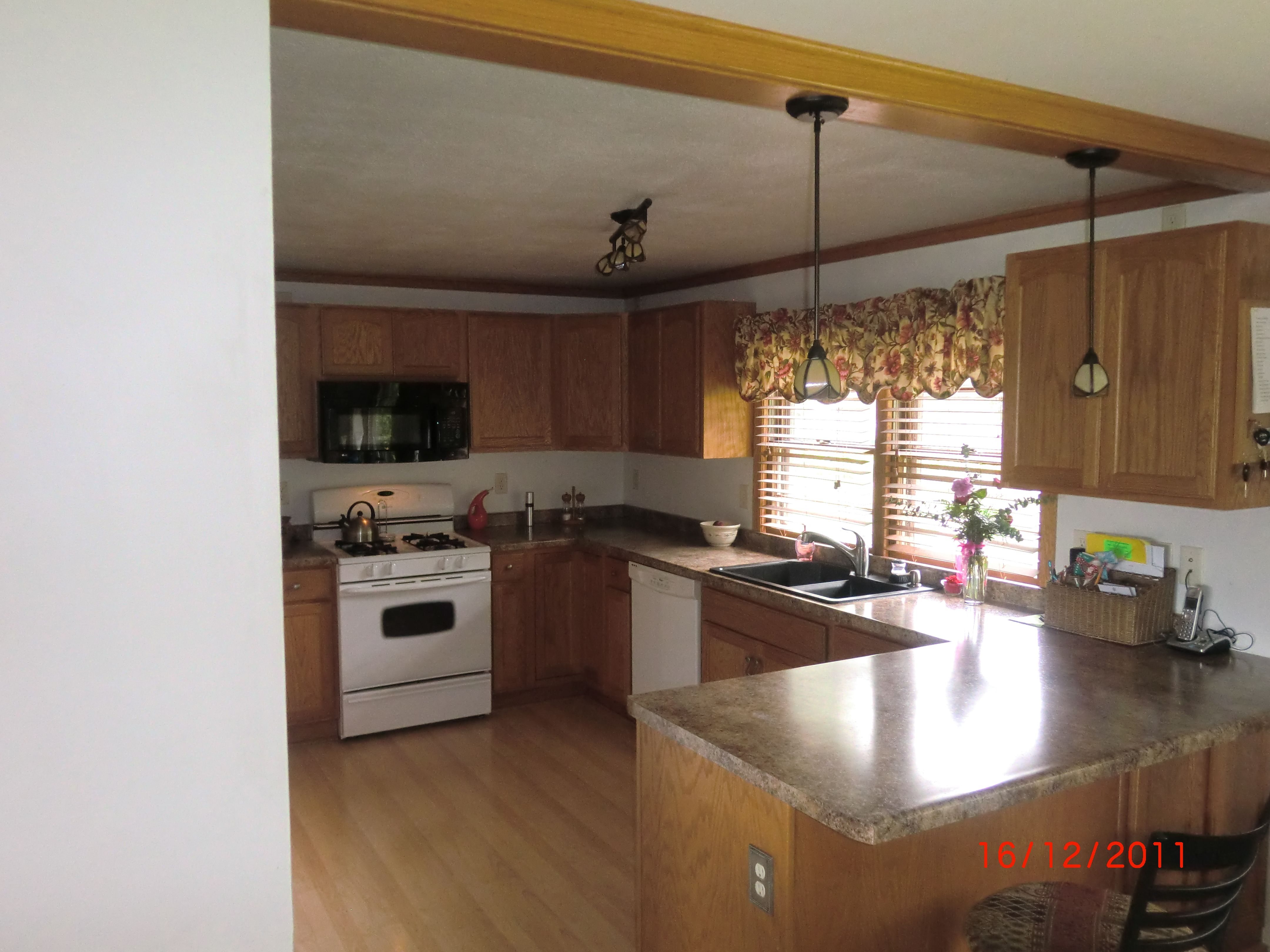 Complete Kitchen remodel.   Complete kitchen remodel ...