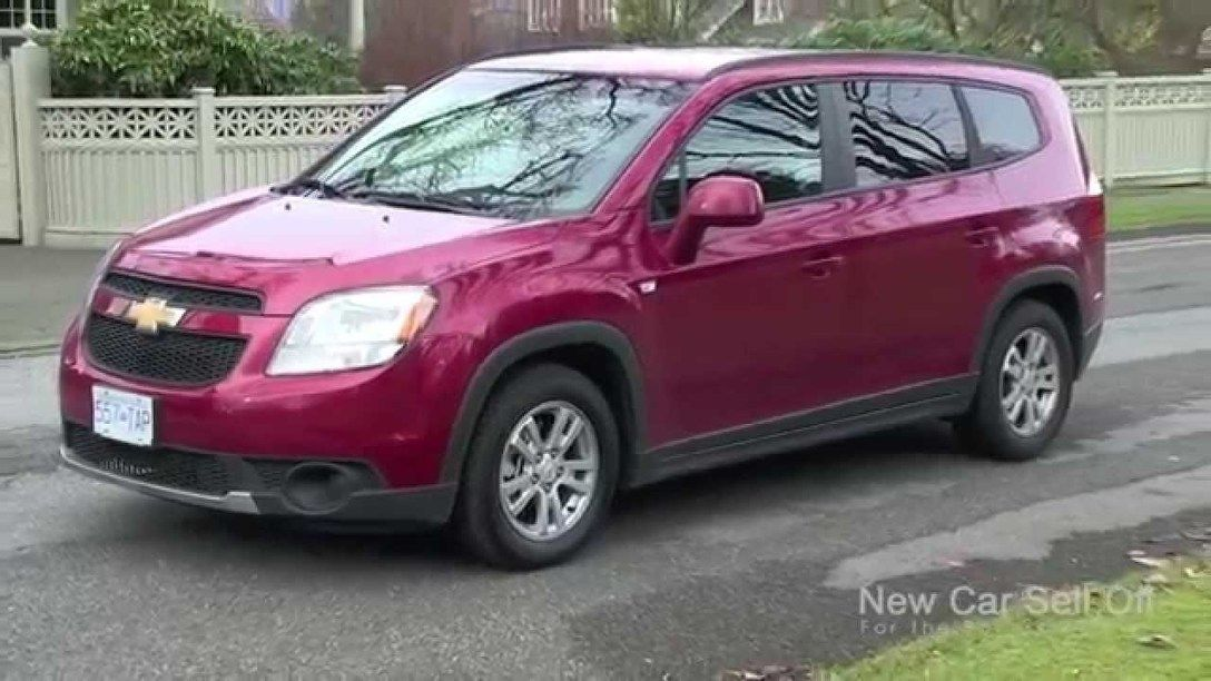 New Car Sell Off S Video Review Of The 2012 Che Chevrolet Orlando New Cars New Cars For Sale