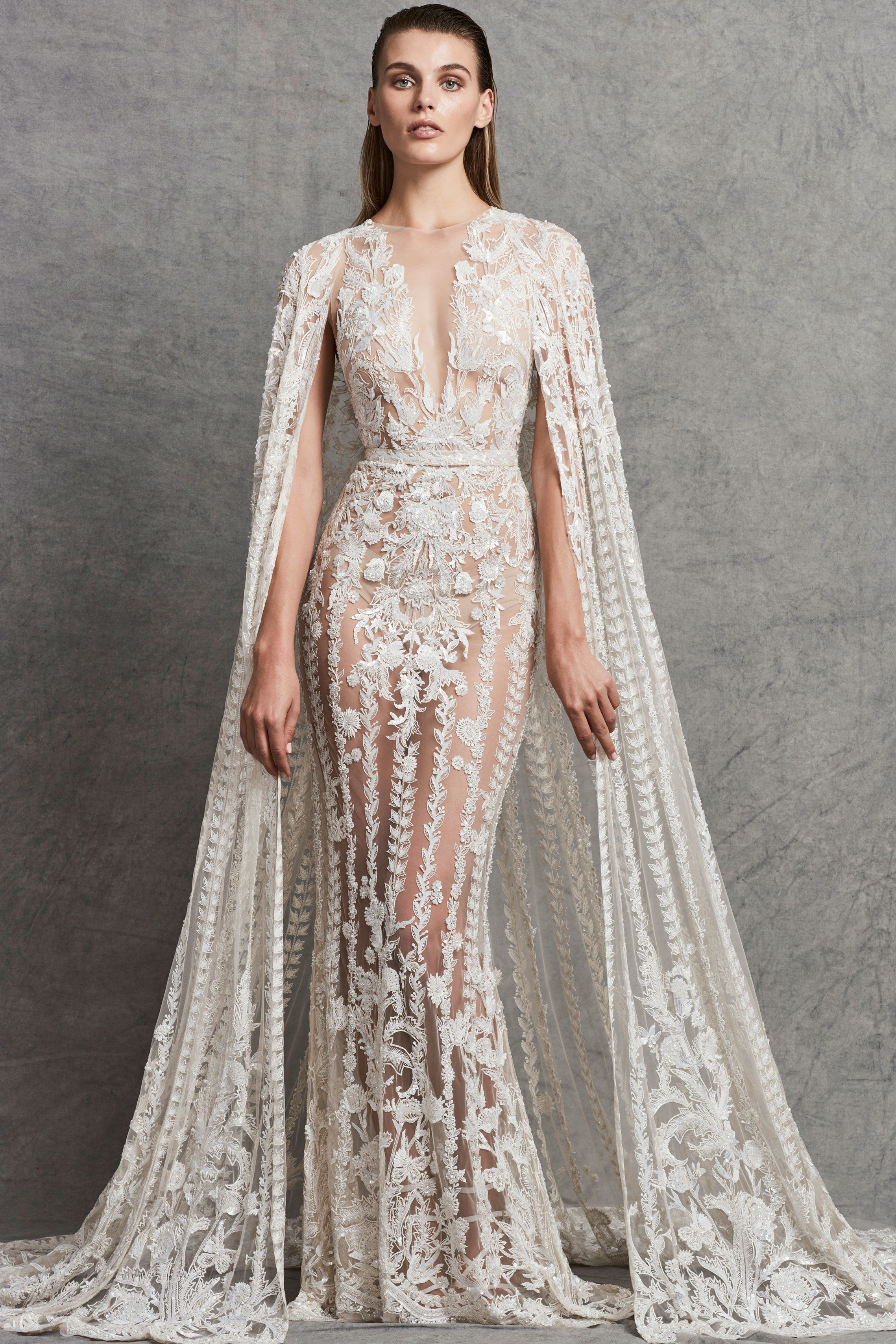 Zuhair Murad Bridal Fall 2018 Fashion Show   Wedding decorations ...