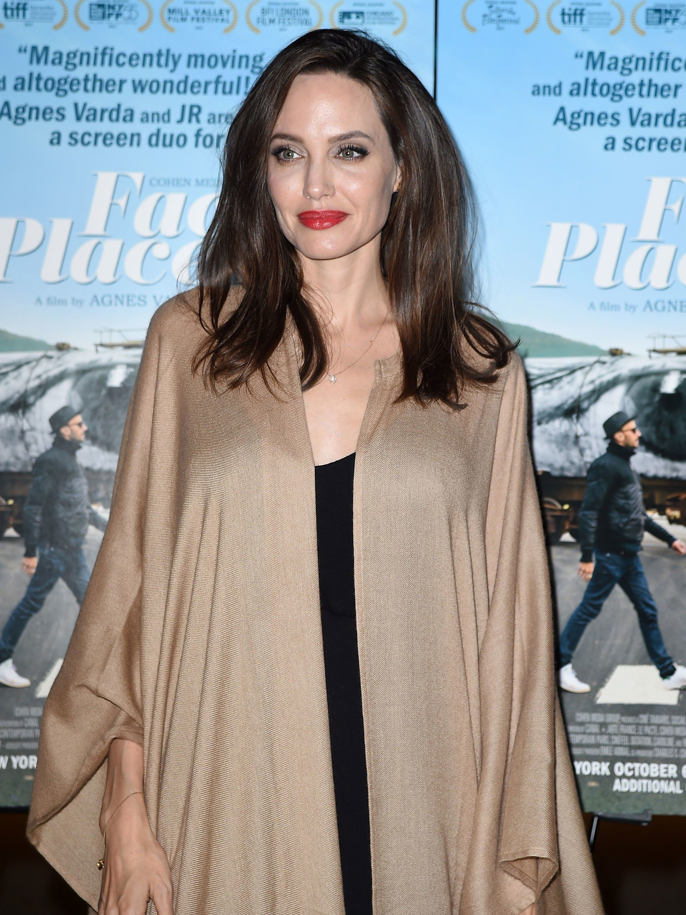 Angelina Jolie s New Haircut Is the Ultimate Rebound Move