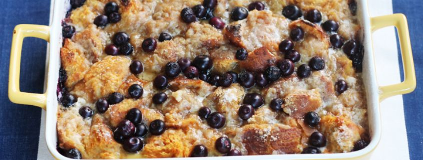 Photo of Blueberry Pumpkin Baked French Toast