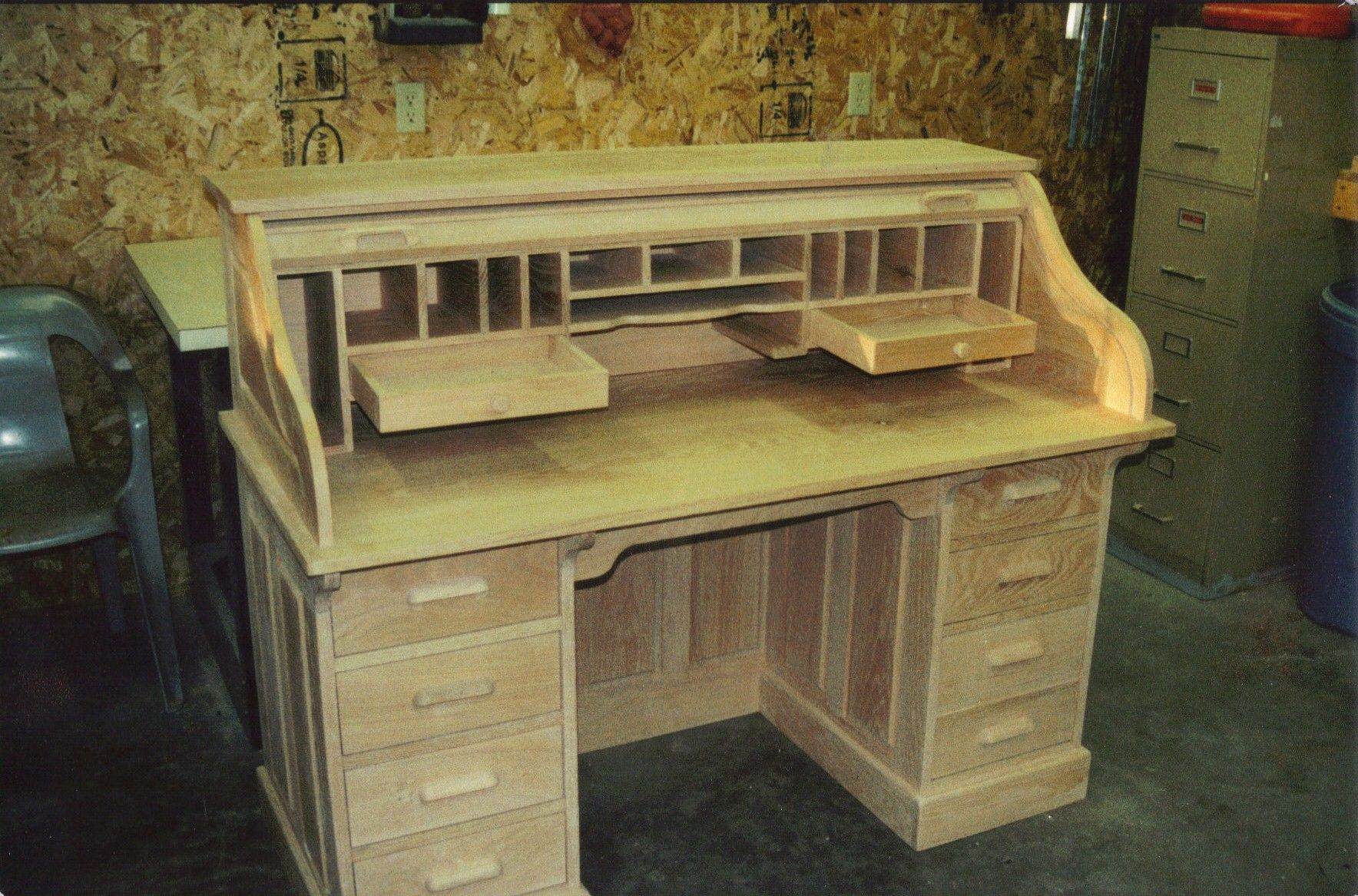 Plans To Build Roll Top Desk Plans Free Pdf Download Roll Top Desk Plans Free Desk Plans Roll Top Desk Woodworking Furniture Plans