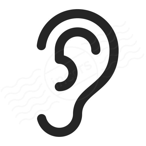 Ear Icon Google Search Certificate Design Inspiration Best Logo Design Graphic Design Typography