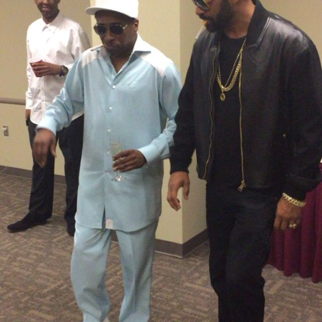 Me and Eddie griffin popin ! Abc rockers #black uncles! Jf mix