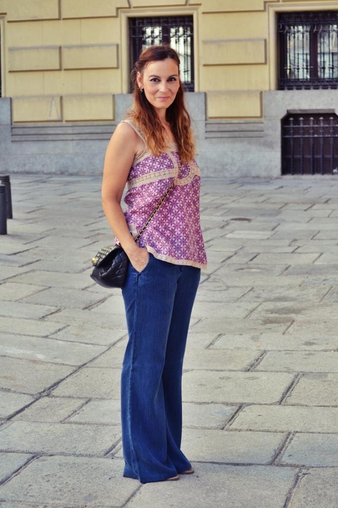 Purple Jeans