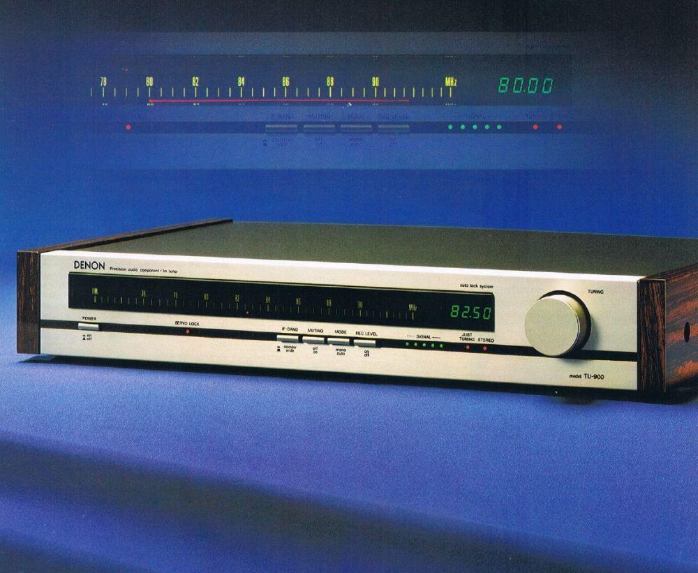 Precision Fm Stereo Denon Tu 900 Bose Soundlink Mini Bose Soundlink Tuner