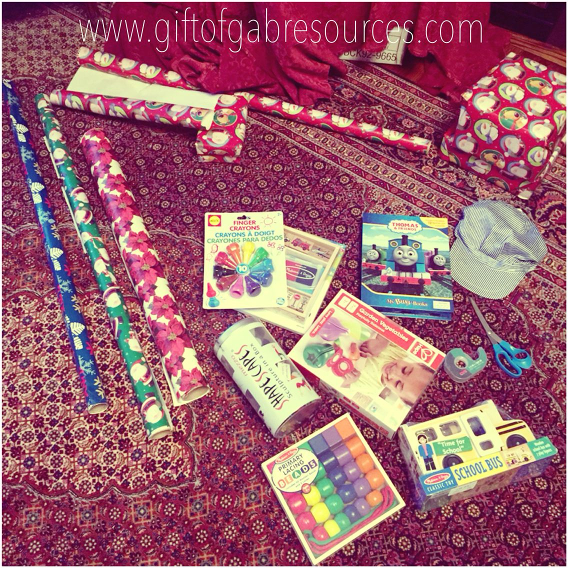 Wrapping up the last of #santa's #gifts!  We hope you checked out our #speechtherapist recommended #toys for 0-5 that we wrote for @bigcitymoms  http://www.bigcitymoms.com/pages/about/contributors/debbie-shiwbalak-and-alpin-rezvani.html;jsessionid=qp2796t6ii9kkgn2zvipz5nv #MerryXmas to all who celebrate!!