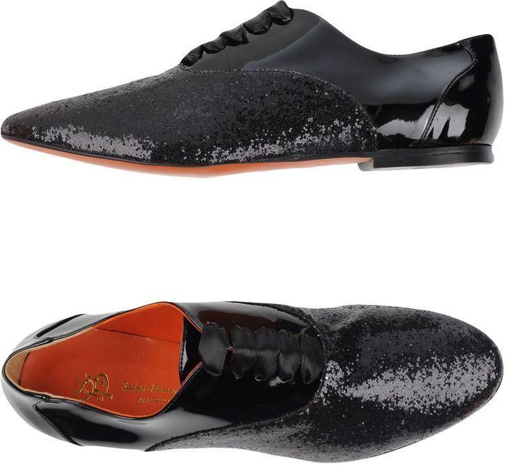 SAINT-HONORÉ PARIS SOULIERS Lace-up shoes