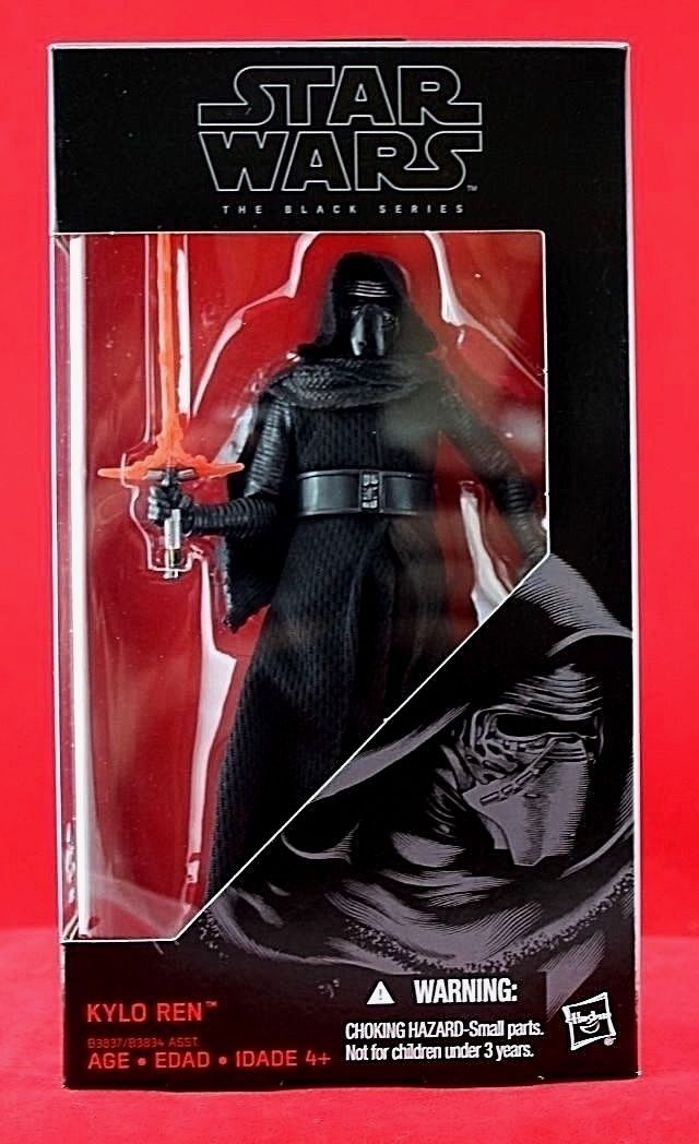 Star Wars The Force Awakens Kylo Ren 6 inch action figure
