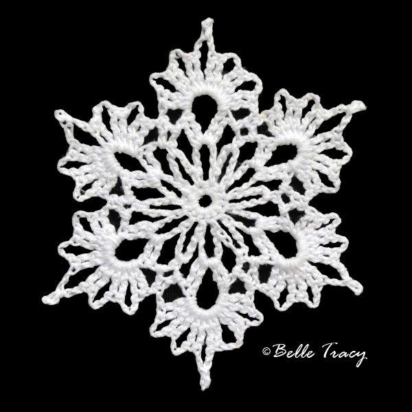 100 Free Crochet Snowflakes @ crochetreasures | CHRISTMAS ...