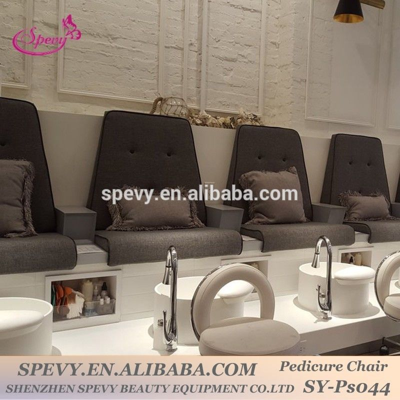 How To Make An Interesting Art Piece Using Tree Branches Ehow Spa Pedicure Chairs Nail Salon Decor Nail Salon Design