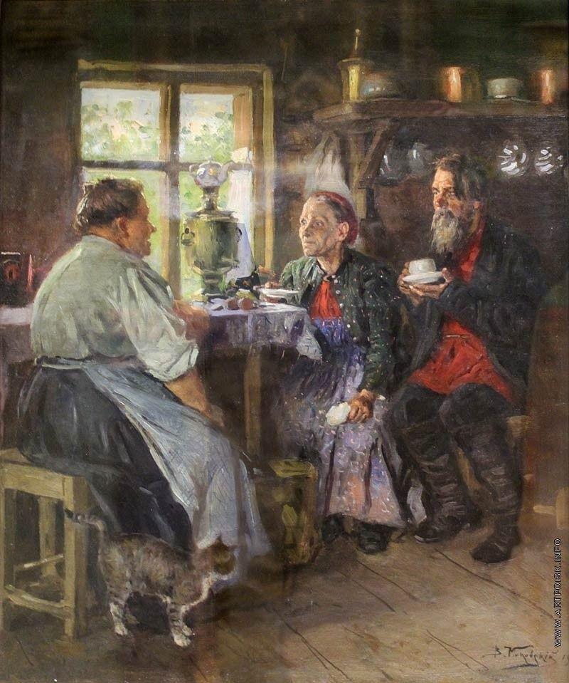 Художник Маковский Владимир Егорович (1846-1920 ...