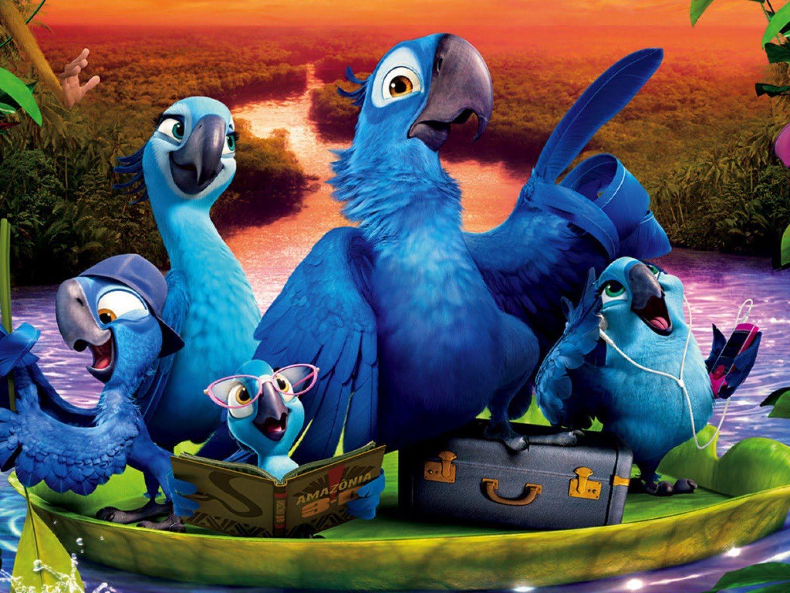 Rio 2 Filmes De Animacao Completo Dublado Filme Rio Filme Rio