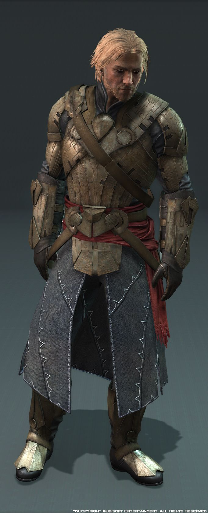 Character Art : Assassin's Creed IV Black Flag - Polycount ...