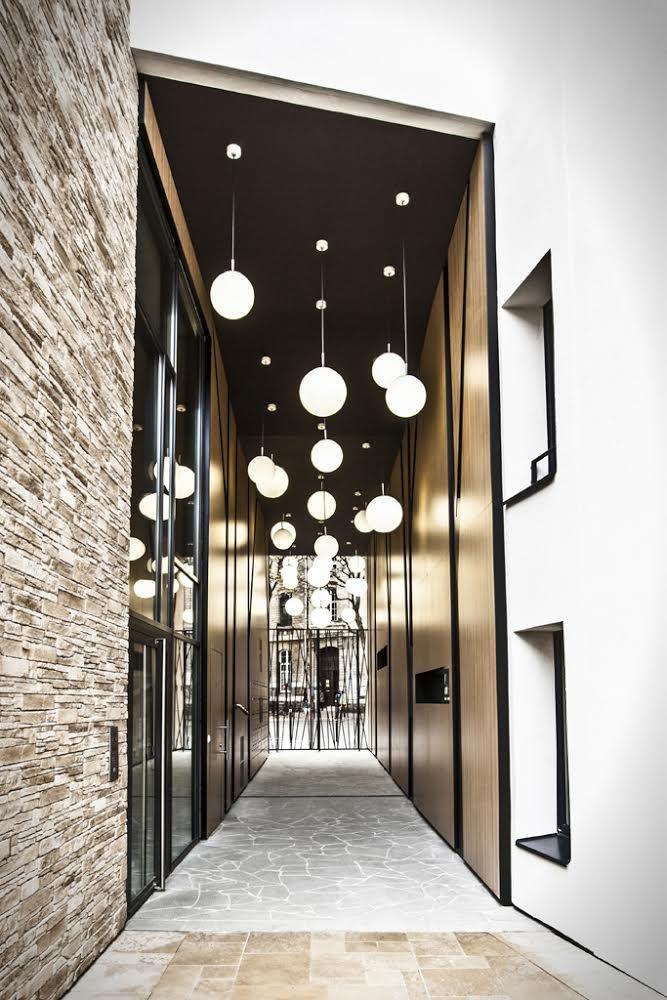 Immeuble  rue de Meaux Malherbe Design Pour Cogedim