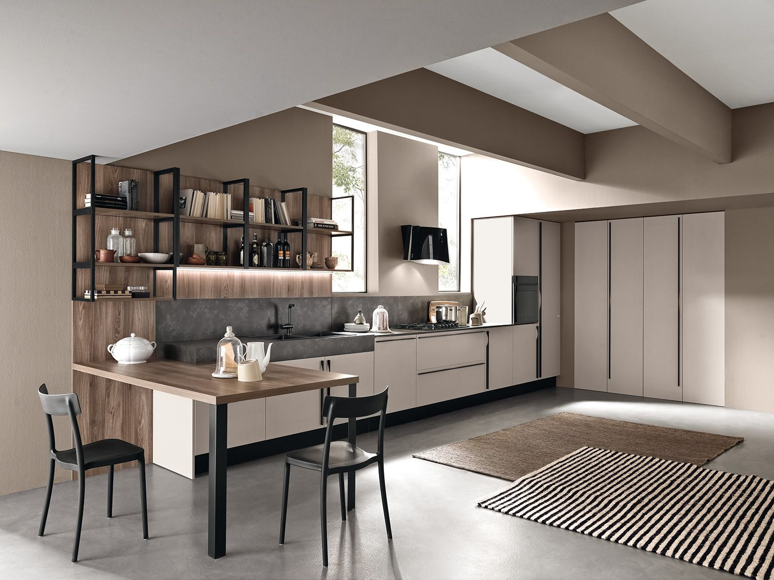 Marina 3.0 - Cucine Moderne - Cucine - Febal Casa | KITCHEN IDEAS ...