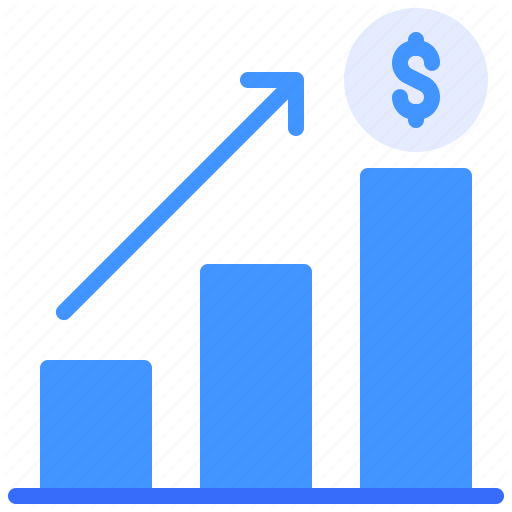 Analytics Business Graph Growth Sales Icon Download On Iconfinder Graphing Icon Flat Icon