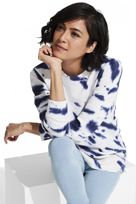 Women S Serious Sweats Crewneck Long Sleeve Sweatshirt Tunic Lands End In 2021 Long Sleeve Sweatshirts Tunic Sweatshirt Fashion [ 1500 x 1000 Pixel ]