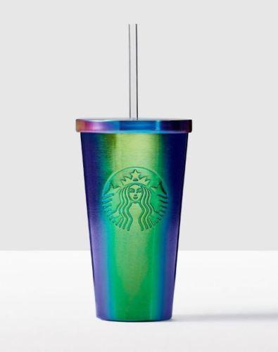 Details Sur Starbucks Stainless Steel Cold Cup Irise Arc En