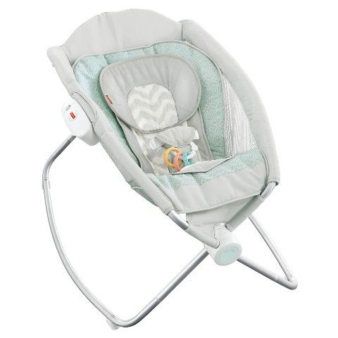Fisher-Price® Sweet Surroundings Deluxe Newborn Rock \'n Play Sleeper ...