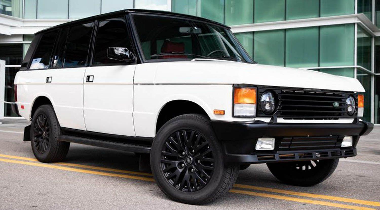 رانج روفر الأصلية تعود في 2020 بمكونات جديدة ومحرك كاديلاك اسكالايد بقوة أكثر من 400 حصان موقع ويلز In 2020 Suv Range Rover Car