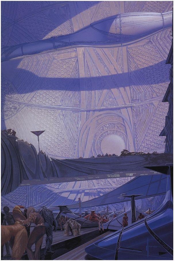 Syd Mead Concept Art : concept, Mead,, Concept, Science, Fiction