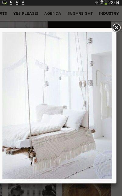 Hangmatten loungehoek